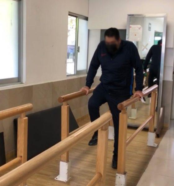 Trabajador del IMSS se recupera tras 21 días de intubamiento