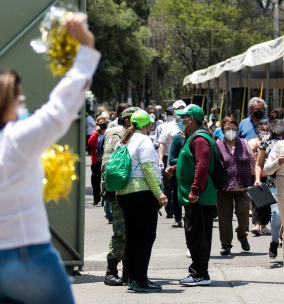 Covid Revelan que el 35% de mexicanos ya son inmunes . Foto Cuartoscuro