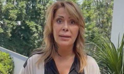 Alejandra Guzmán le pide a Frida Sofía un acercamiento. Foto: Captura de pantalla