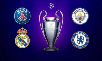 Analizan con eliminar de semifinales a Champions League. Foto: UEFA
