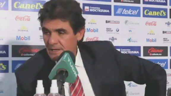 Arremete técnico de San Luis contra la Liga MX. Foto: Twitter