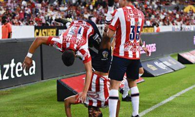 Así se jugaría el repechaje de la Liga MX. Foto: Chivas
