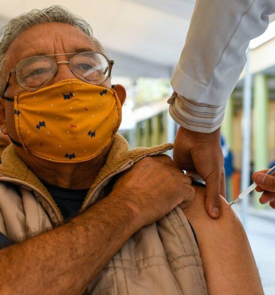 Así será la aplicación de vacunas en la Gustavo A. Madero. Foto: Cuartoscuro