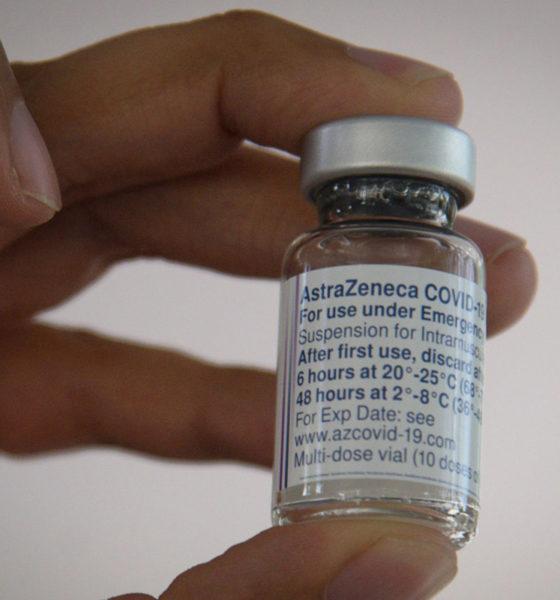 Confirma AMLO que se aplicará vacuna anticovid de AstraZeneca