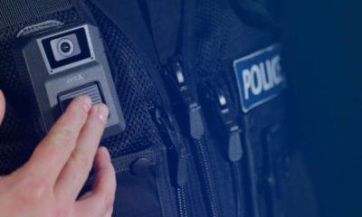 Cámaras corporales para la policía en Tulum. Foto: Twitter