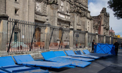 Recaudan fondos para apoyar a la Catedral Metropolitana