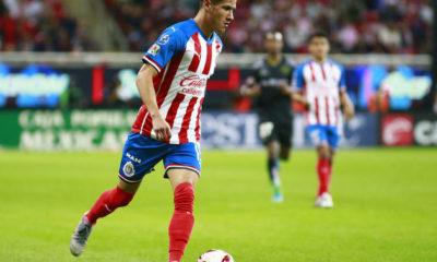 Chivas impone fuerte multa a Uriel Antuna. Foto: Twitter Uriel Antuna