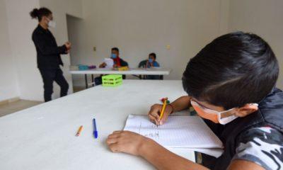 Clases presenciales en al CDMX. Foto: Cuartoscuro