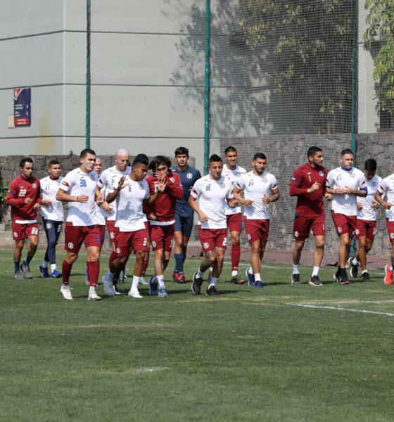 Continúa la actividad de la Liga de Campeones de la Concacaf. Foto: Twitter Cruz Azul