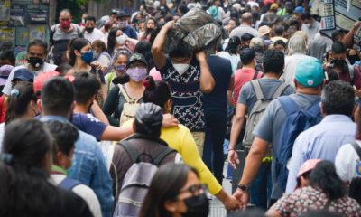 Estados de México registran alza de contagios de Covid-19