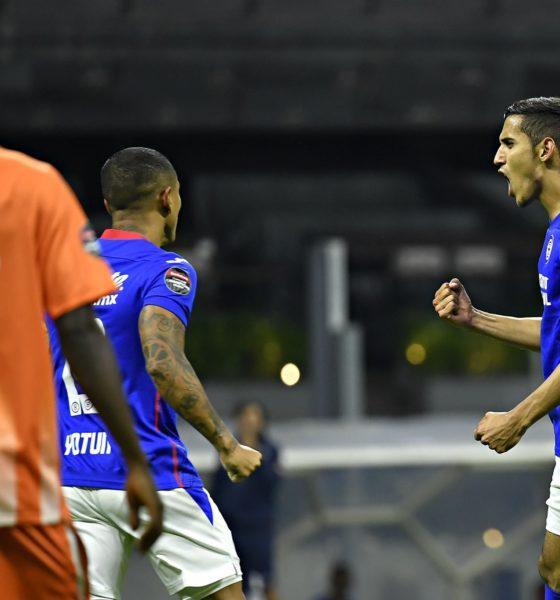 Cruz Azul gana en la Concachampions. Foto: Twitter Cruz Azul