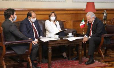 López Obrador agradece apoyo de Cuba durante pandemia