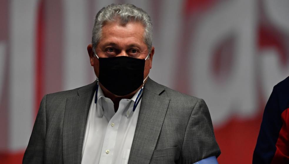 Directiva de Chivas defiende a Vucetich. Foto: Cuartoscuro