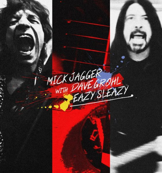 """Mick Jagger y Dave Grohl """"Eazy Sleazy"""""""
