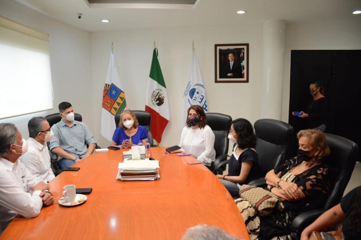 Ofrece Gobernación apoyo integral a familiares de Victoria Salazar