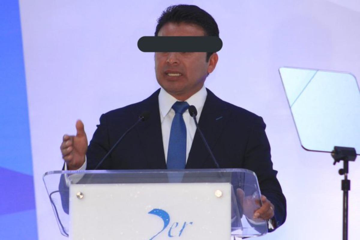 Detienen a ex alcalde de San Andrés Cholula, en Puebla, por desvío de recursos