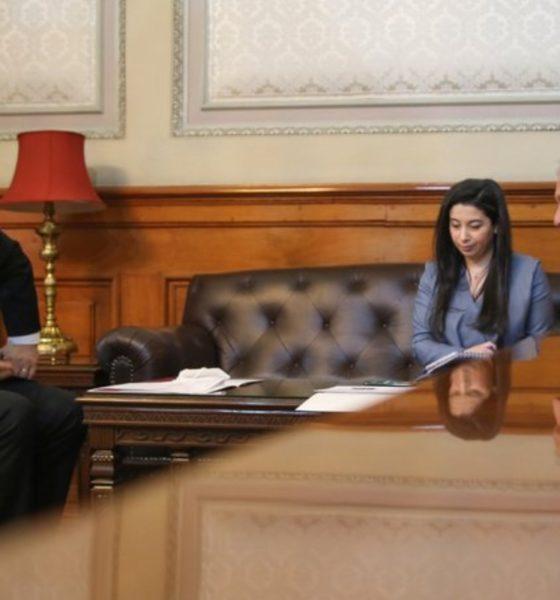 AMLO y Kamala Harris dialogan sobre migración y combate al narco