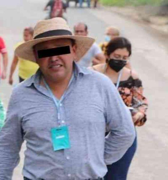 Privan de su libertad a candidato del PRD en Tihuatlán, en Veracruz