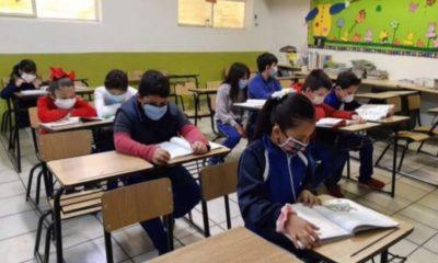 Campeche regresa a clases presenciales el 13 de abril