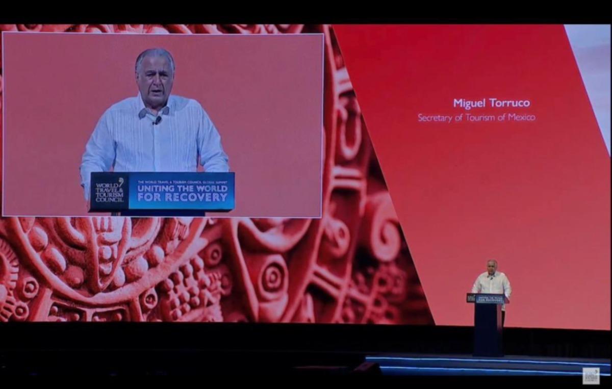 Inauguran Cumbre del Consejo Mundial de Viajes y Turismo
