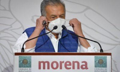 Morena suspende derechos partidistas de diputado Huerta
