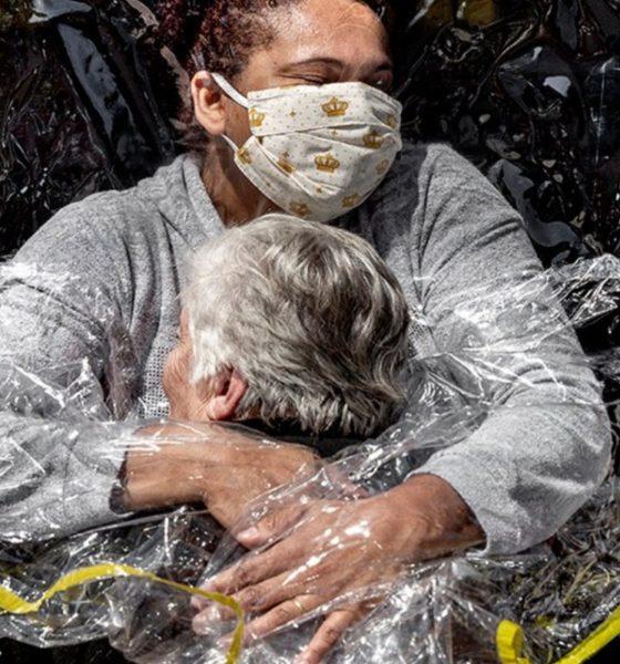 """El primer abrazo"" gana premio en World Press Photo"