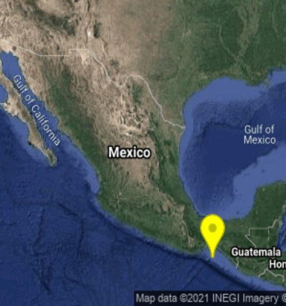 Se registra sismo de 5.0 grados en Oaxaca; no hubo daños