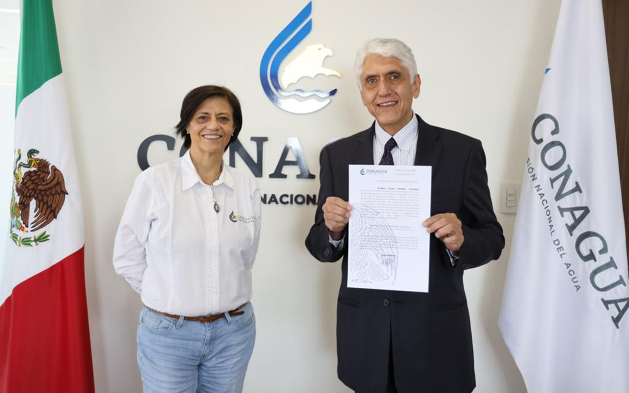 Blanca Jiménez deja la Conagua; va como Embajadora a Francia