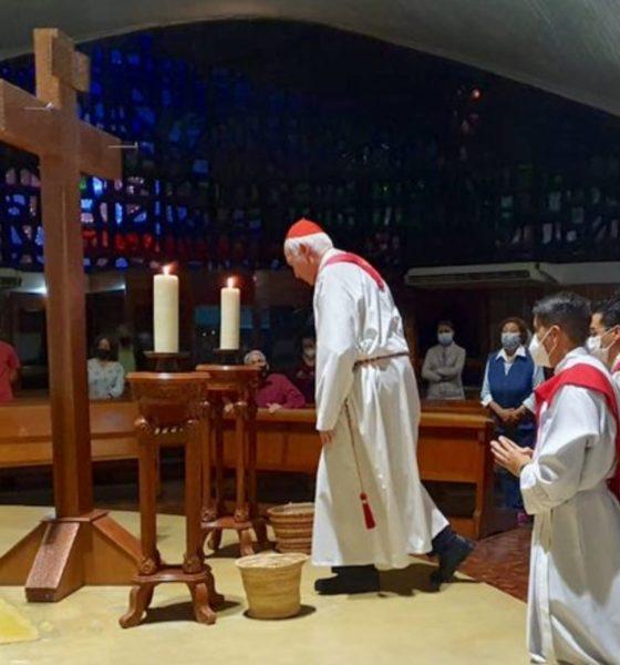 Pide Cardenal Aguiar Retes no perder la fe, ni el amor a Dios