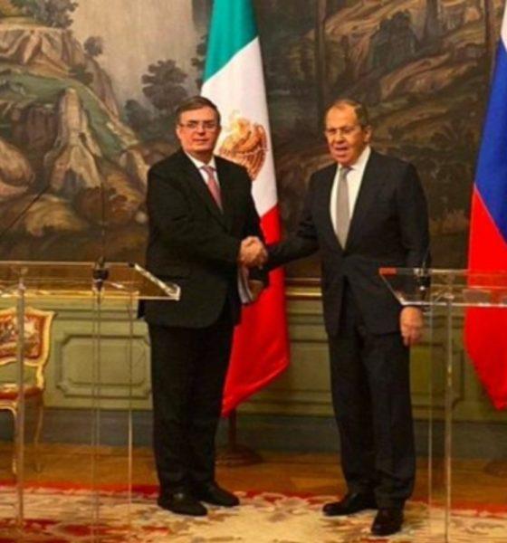 Anuncia Ebrard que México envasará la vacuna Sputnik V
