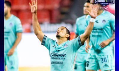 Mazatlán le pegó a Xolos. Foto: Twitter Liga MX