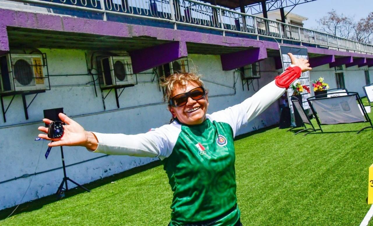 Mexicanos ganan medalla en el Campeonato Parapanamericano de Tiro con Arco. Foto: UNAM