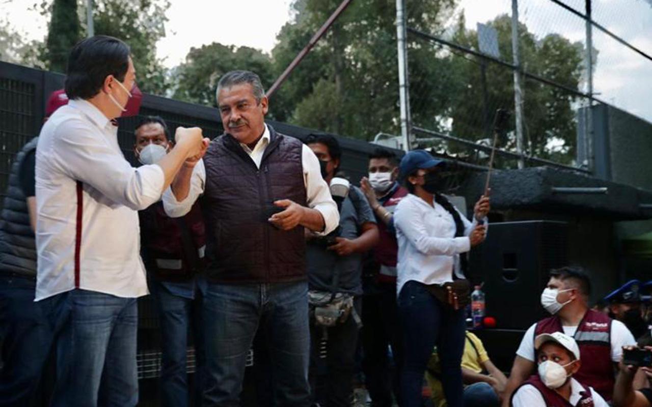 Exigen registro de candidatura de Morón en Michoacán