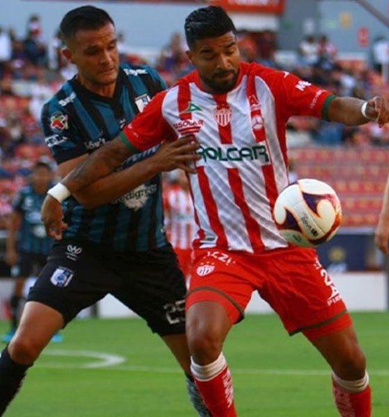 Necaxa y Querétaro igualan. Foto: Twitter Necaxa