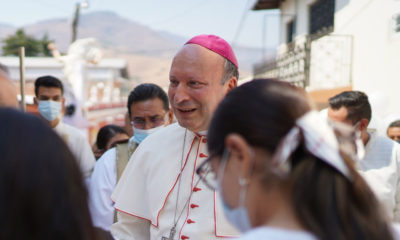 Visita del Nuncio a Aguililla no puede echarse en saco roto: Arquidiócesis