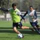 Oribe Peralta defiende a Uriel Antuna tras abucheo de la afición de Chivas. Foto: Twitter Oribe Peralta