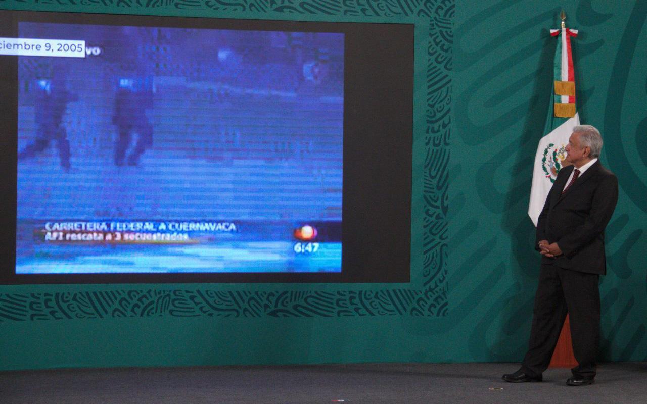 Pimentel Mendoza debe explicar su participación en el montaje de Televisa