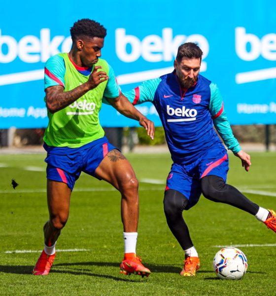 Preparan oferta para que se mantenga Messi se quede en Barcelona. Foto: Twitter Barcelona