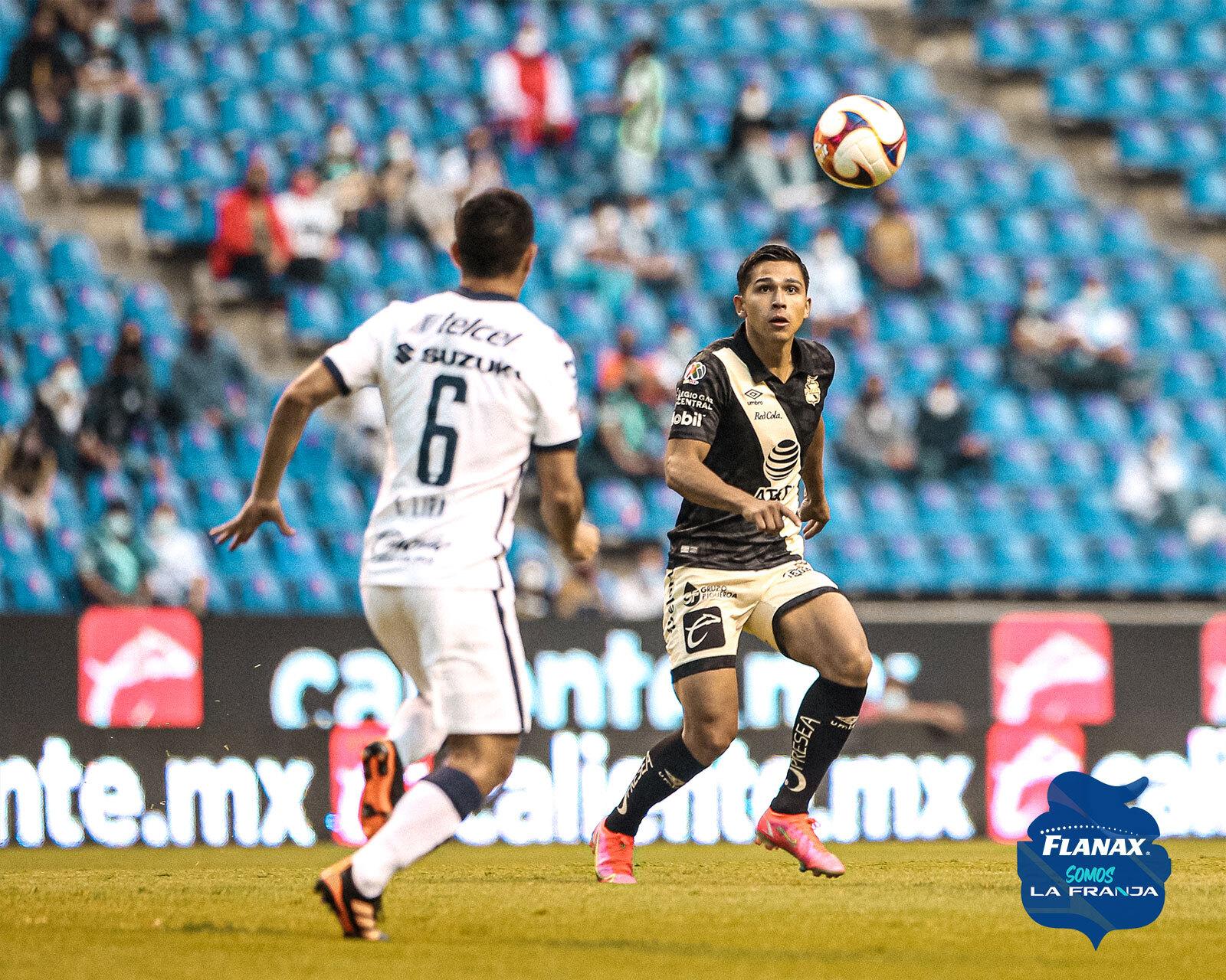 Puebla y Pumas igualaron. Foto: Twitter