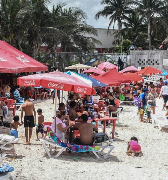Quintana Roo regresa al color naranja por contagios de Covid