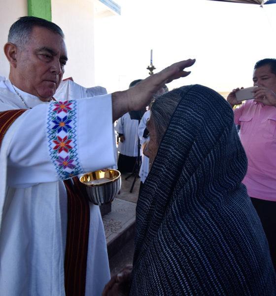 Pacificación y diálogo, recomienda Rangel a quien le suceda en el obispado