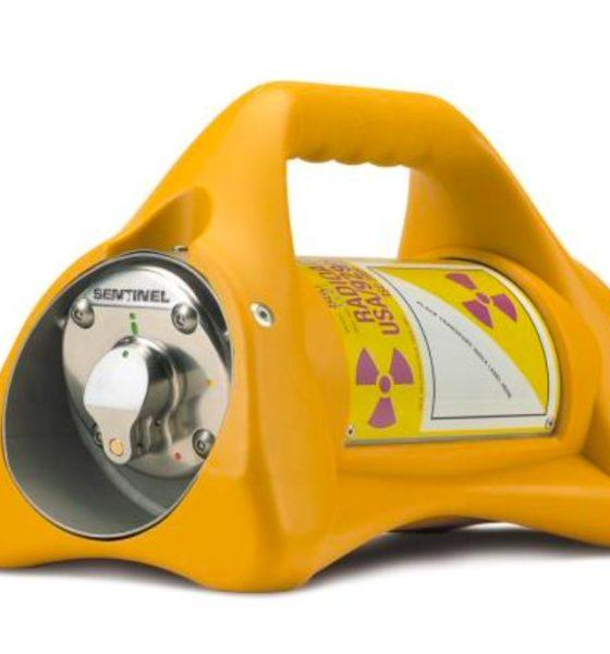 Robaron fuente radioactiva. Foto: Especial