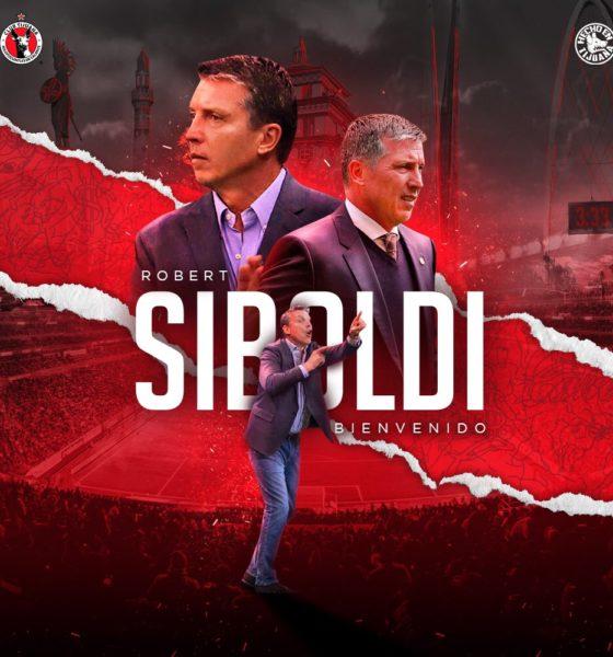 Siboldi llega nuevo técnico de Xolos. Foto: Xolos