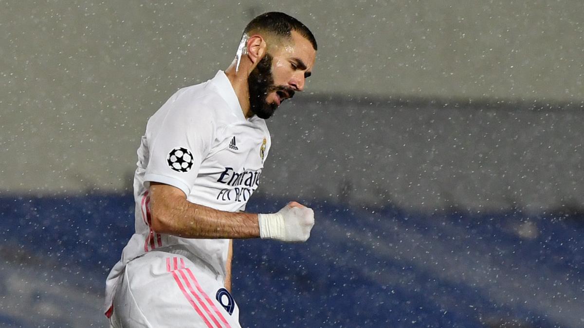 Sufrido empate del Real Madrid. Foto: Twitter Real Madrid