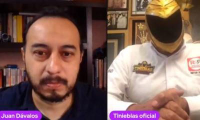 Entrevista Tinieblas