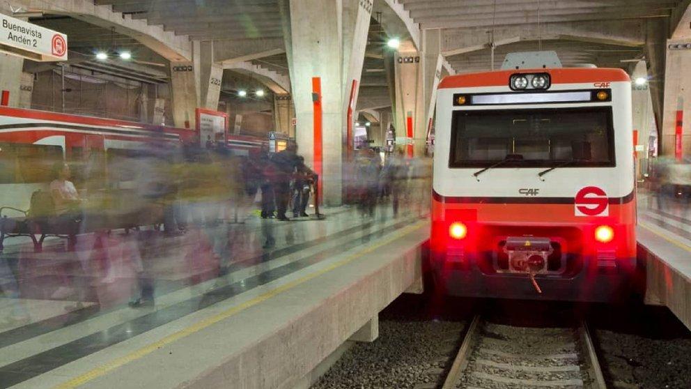 Tren Suburbano aumenta precio. Foto: Instagram