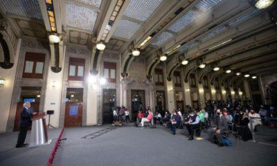 """Descarta AMLO reformas en materia de """"igualdad sustantiva"""""""