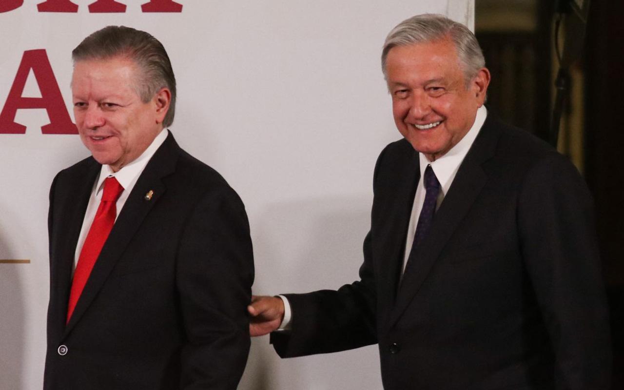 """""""Ampliación de gestión, no está concluido"""", Arturo Saldívar"""