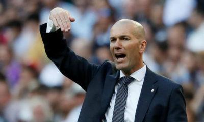 Zidane con el Madrid. Foto: Cuartoscuro