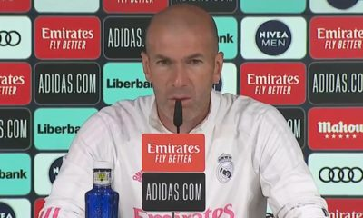 Zinedine Zidane no piensa en la Superliga. Foto: Twitter